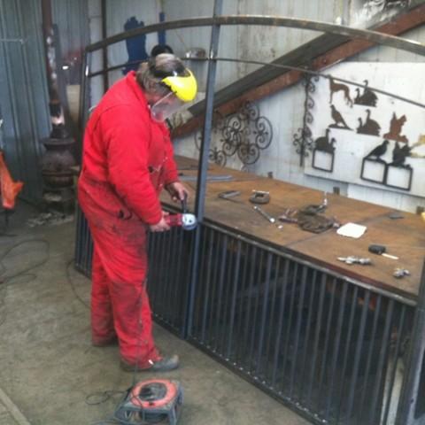 Bespoke Metal Gates