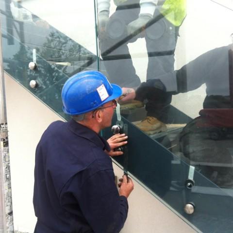 Glass Balcony Balustrades