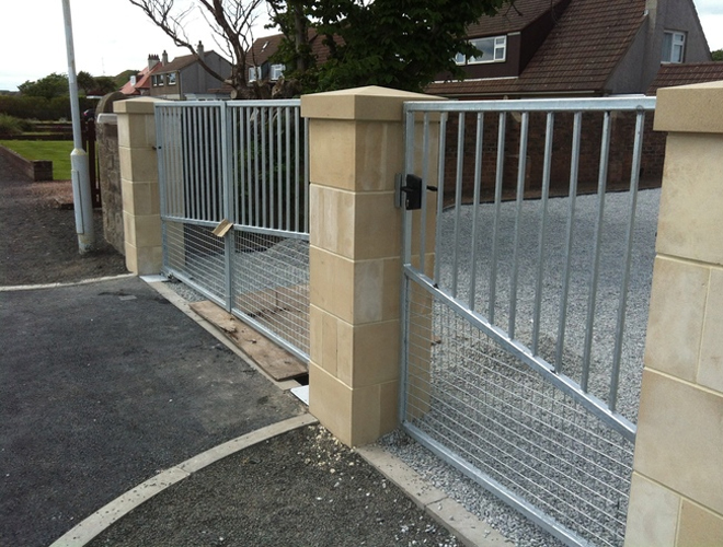 Residential Security Gates