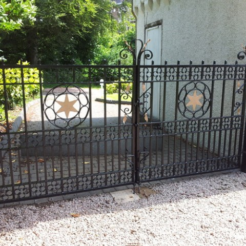 Exclusive Electric Gates