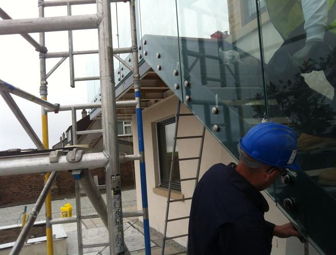 Glass Balcony Systems