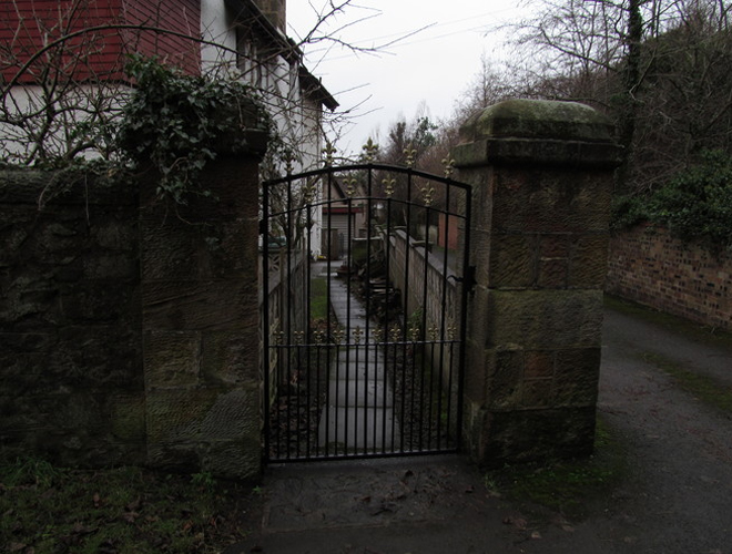 Wrought Iron Gates Edinburgh